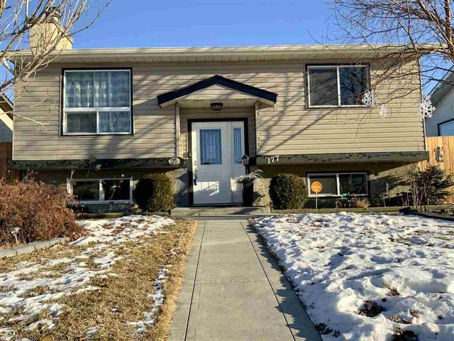 177 Garwood Drive, Wetaskiwin, AB T9A 2Y7 (#E4224714) :: The Foundry Real Estate Company