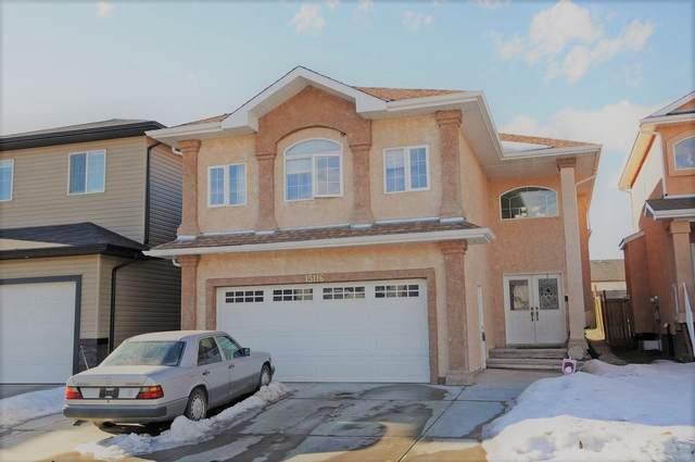 15116 32 Street, Edmonton, AB T5X 0M3 (#E4224733) :: The Foundry Real Estate Company