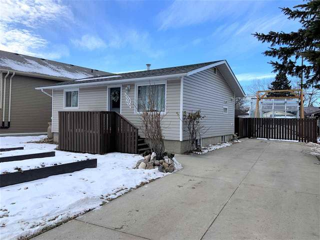 4716 47 Street, Drayton Valley, AB T7A 1H7 (#E4224739) :: The Foundry Real Estate Company
