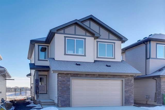 90 Ellice Bend, Fort Saskatchewan, AB T8L 0V1 (#E4224759) :: The Foundry Real Estate Company
