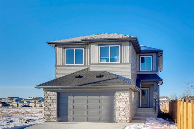 91 Ellice Bend, Fort Saskatchewan, AB T8L 0V1 (#E4224761) :: The Foundry Real Estate Company