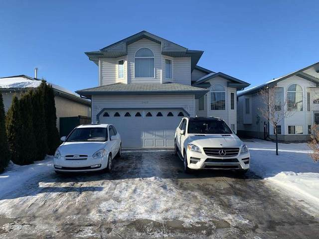 3440 31 Street, Edmonton, AB T6T 1W4 (#E4224763) :: The Foundry Real Estate Company
