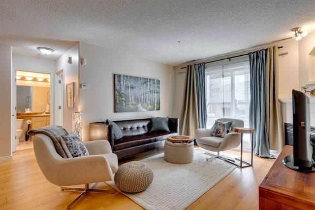 141 279 Suder Greens Drive, Edmonton, AB T5T 6X6 (#E4224769) :: The Foundry Real Estate Company