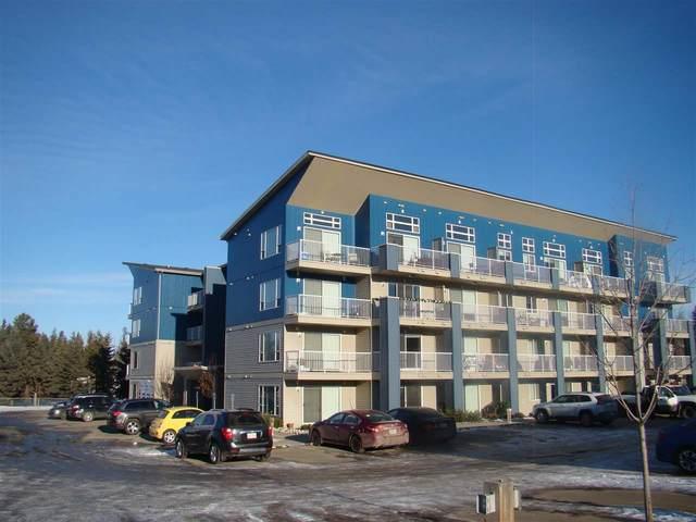 110 610 Calahoo Road, Spruce Grove, AB T7X 1R2 (#E4224772) :: The Foundry Real Estate Company