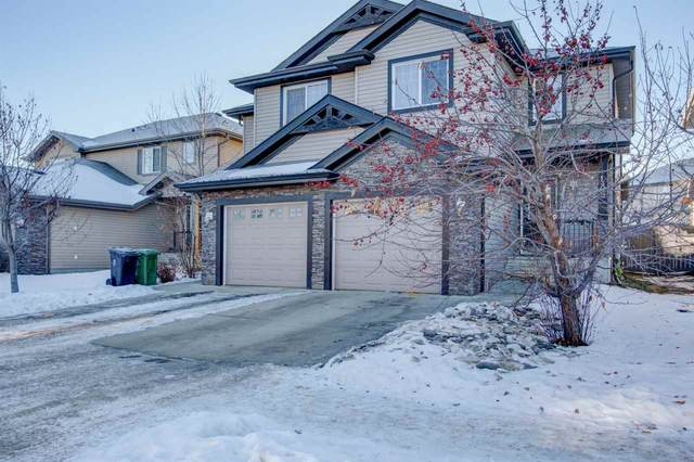 138 Calvert Wynd, Fort Saskatchewan, AB T8L 0E6 (#E4224774) :: The Foundry Real Estate Company