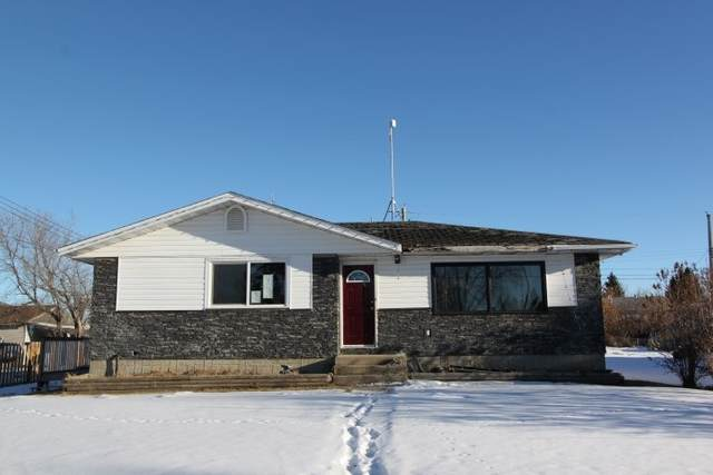 4915 47 Street, Thorsby, AB T0C 2P0 (#E4224776) :: The Foundry Real Estate Company