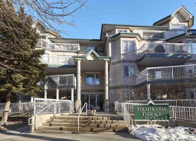 301 8909 100 Street, Edmonton, AB T6E 6T4 (#E4224781) :: The Foundry Real Estate Company