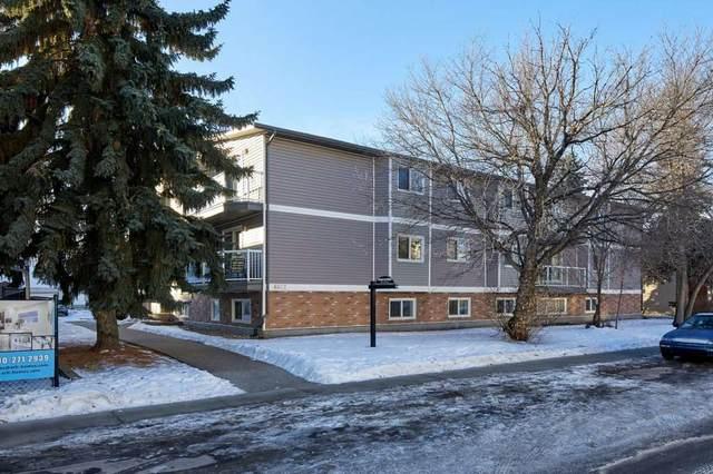103 8527 82 Avenue, Edmonton, AB T6C 0Y7 (#E4224801) :: The Foundry Real Estate Company