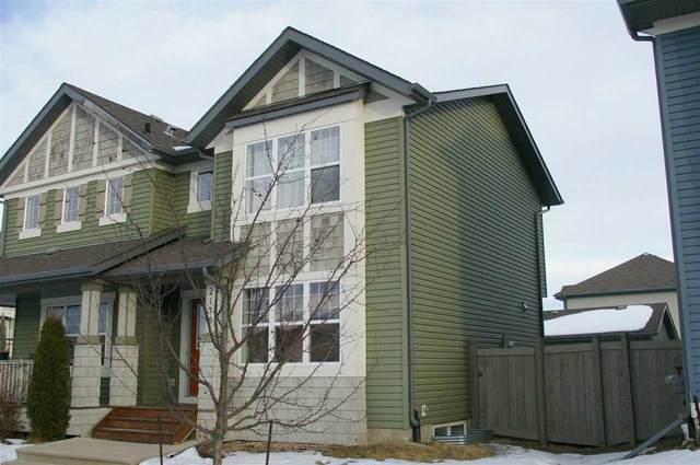 2175 32 Street, Edmonton, AB T6T 0J9 (#E4224814) :: The Foundry Real Estate Company