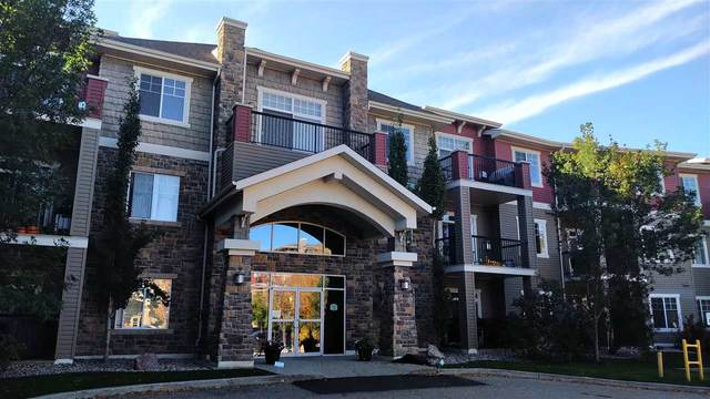 118 2503 Hanna Crescent, Edmonton, AB T6R 0H1 (#E4224818) :: The Foundry Real Estate Company