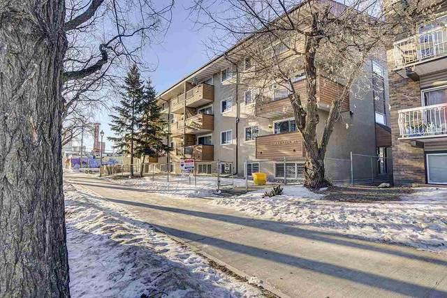105 10620 104 Street, Edmonton, AB T5H 2W2 (#E4224820) :: The Foundry Real Estate Company