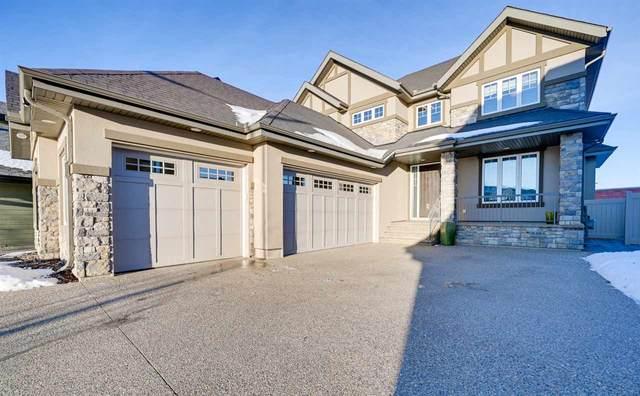 3931 Kennedy Crescent, Edmonton, AB T6W 2P8 (#E4224822) :: The Foundry Real Estate Company