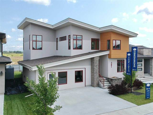381 Meadowview Drive, Fort Saskatchewan, AB T8L 0N1 (#E4224827) :: The Foundry Real Estate Company