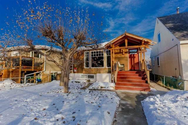 10436 69 Avenue, Edmonton, AB T6H 2C3 (#E4224830) :: Initia Real Estate