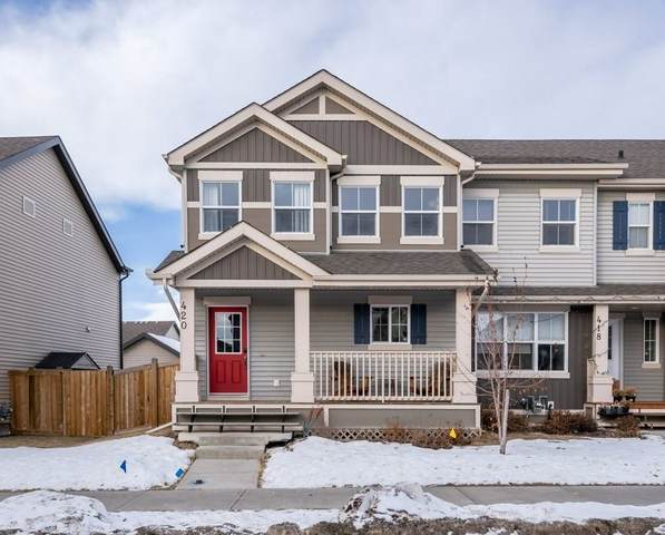420 Watt Boulevard, Edmonton, AB T6X 1R1 (#E4224836) :: The Foundry Real Estate Company
