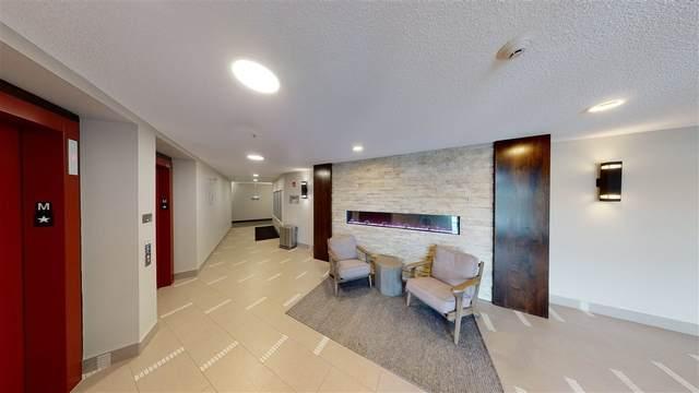 108 1506 Tamarack Boulevard, Edmonton, AB T6T 2E3 (#E4224844) :: The Foundry Real Estate Company
