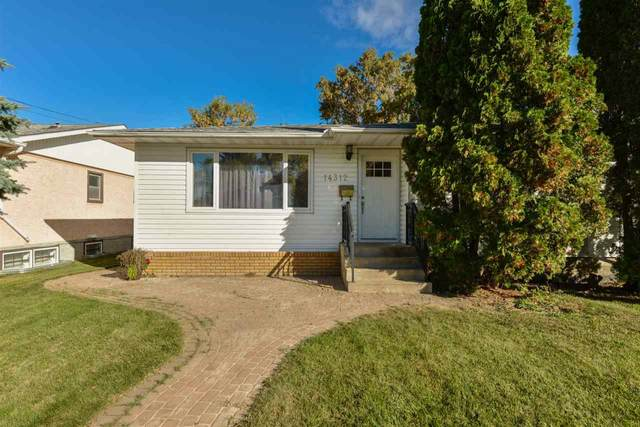 14312 87 Avenue, Edmonton, AB T5R 4E2 (#E4224859) :: The Foundry Real Estate Company