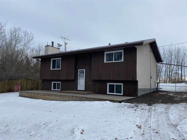 5 52403 RGE RD 21, Rural Parkland County, AB T7Y 2H1 (#E4224862) :: The Foundry Real Estate Company