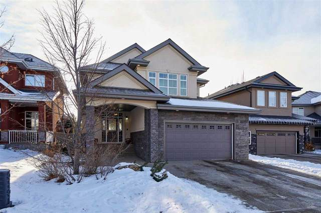 2287 Warry Loop, Edmonton, AB T6W 0N8 (#E4224864) :: The Foundry Real Estate Company