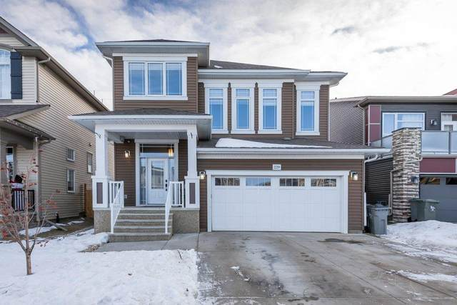 229 Reichert Drive, Beaumont, AB T4X 1Z4 (#E4224866) :: The Foundry Real Estate Company