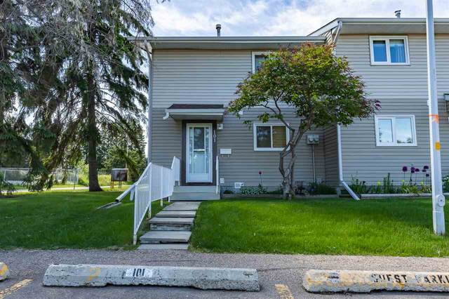 101 Spruce Glen, Spruce Grove, AB T7X 3A9 (#E4224870) :: The Foundry Real Estate Company