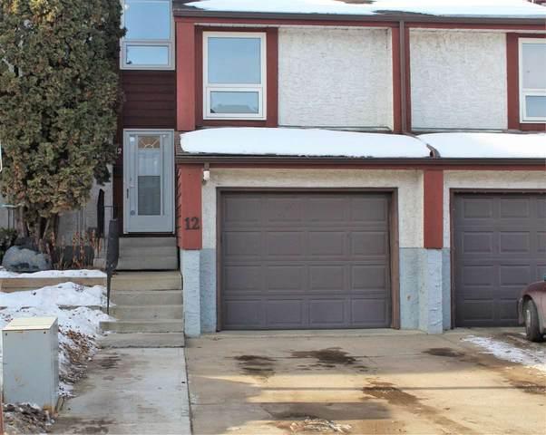 12 Lorelei Close, Edmonton, AB T5X 2E7 (#E4224877) :: The Foundry Real Estate Company