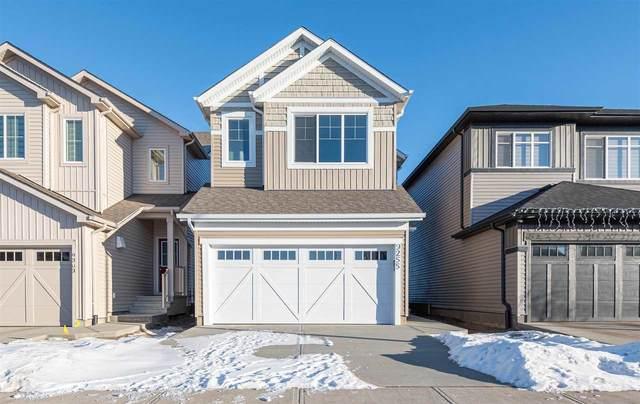 9255 223 Street, Edmonton, AB T5T 7M1 (#E4224895) :: The Foundry Real Estate Company