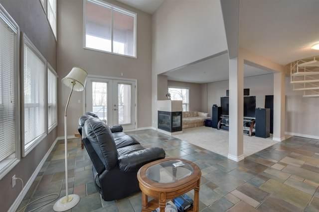101 10855 Saskatchewan Drive, Edmonton, AB T6E 6T6 (#E4224908) :: The Foundry Real Estate Company