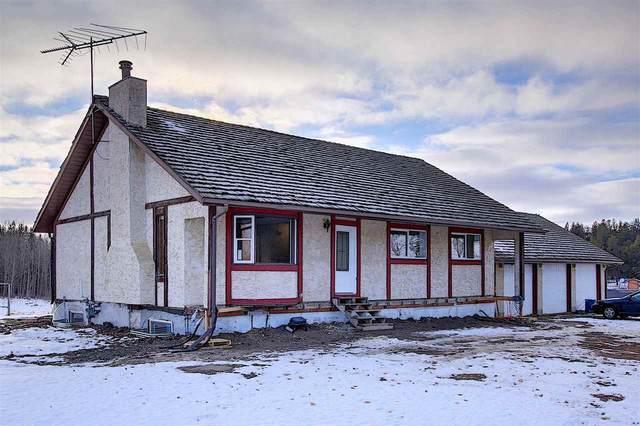 149 Erickson Drive, Rural Sturgeon County, AB T0A 2R0 (#E4224912) :: Müve Team   RE/MAX Elite