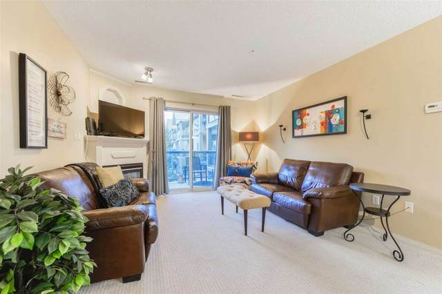 331 279 Suder Greens Drive, Edmonton, AB T5T 6X6 (#E4224927) :: The Foundry Real Estate Company