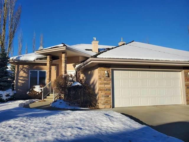 6 409 Hunters Green, Edmonton, AB T6R 2Z1 (#E4224929) :: The Foundry Real Estate Company
