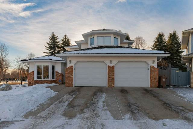 20 Ellesmere Drive, St. Albert, AB T8N 5N2 (#E4224931) :: The Foundry Real Estate Company