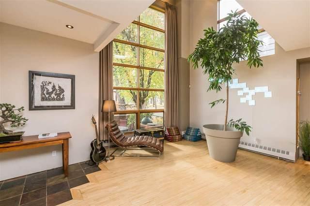 9318 109 Avenue, Edmonton, AB T5H 1C5 (#E4224936) :: The Foundry Real Estate Company