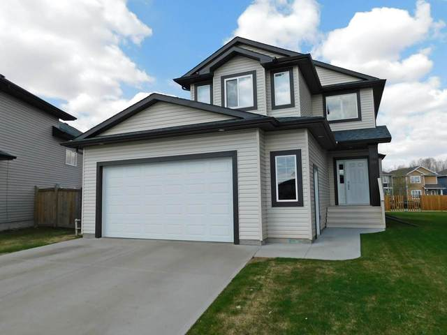 100 Landing Trails Drive, Gibbons, AB T0A 1N0 (#E4224937) :: The Foundry Real Estate Company