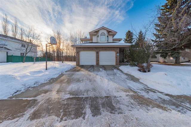911 Blackett Wynd, Edmonton, AB T6W 1A9 (#E4224950) :: The Foundry Real Estate Company
