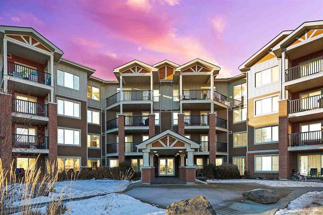 304 3719 Whitelaw Lane, Edmonton, AB T6W 2C3 (#E4224960) :: The Foundry Real Estate Company