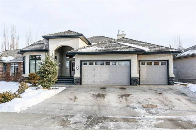 78 Kingsbury Crescent, St. Albert, AB T8N 6X7 (#E4224962) :: The Foundry Real Estate Company