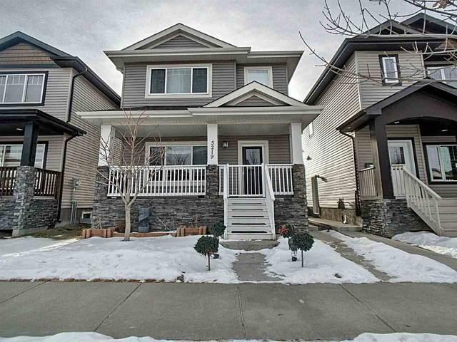 5219 1A Avenue, Edmonton, AB T6X 0X1 (#E4224968) :: The Foundry Real Estate Company