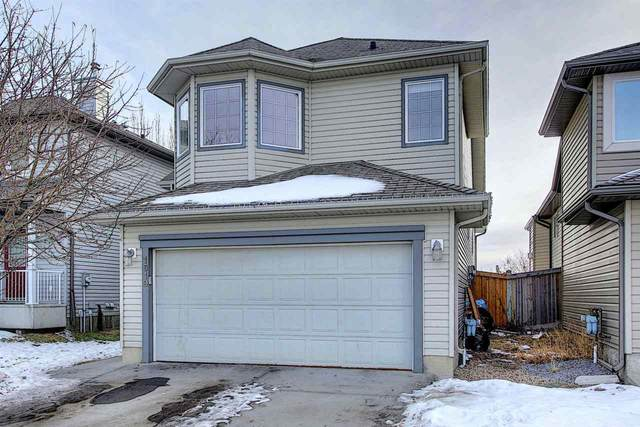 1619 Melrose Place, Edmonton, AB T6W 1V8 (#E4224973) :: The Foundry Real Estate Company