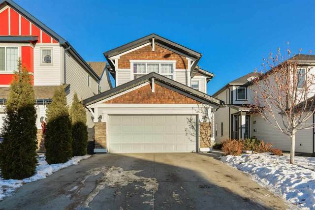 1012 Secord Promenade, Edmonton, AB T5T 4A4 (#E4224978) :: The Foundry Real Estate Company