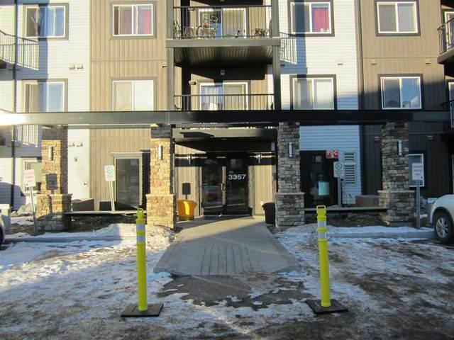 319 3357 16A Avenue, Edmonton, AB T6T 0V4 (#E4224981) :: The Foundry Real Estate Company