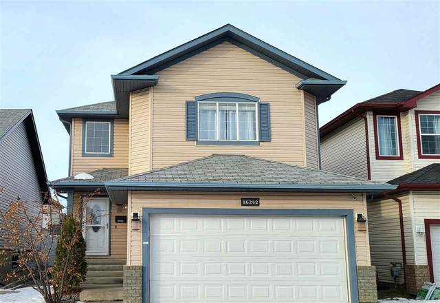 16242 48 Street, Edmonton, AB T5Y 3H7 (#E4224984) :: The Foundry Real Estate Company