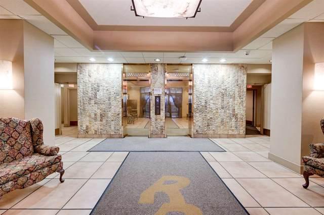 703 8340 Jasper Avenue, Edmonton, AB T5H 4C6 (#E4224987) :: The Foundry Real Estate Company