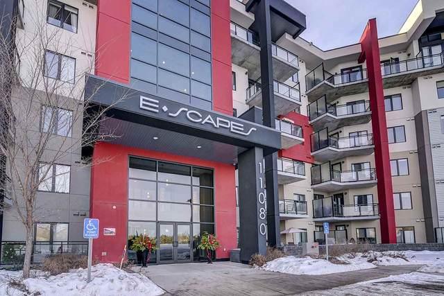 221 11080 Ellerslie Road, Edmonton, AB T6W 2C2 (#E4224988) :: The Foundry Real Estate Company