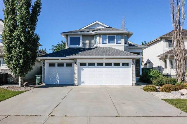 46 Carson Court, Sherwood Park, AB T8H 2G6 (#E4224992) :: The Foundry Real Estate Company