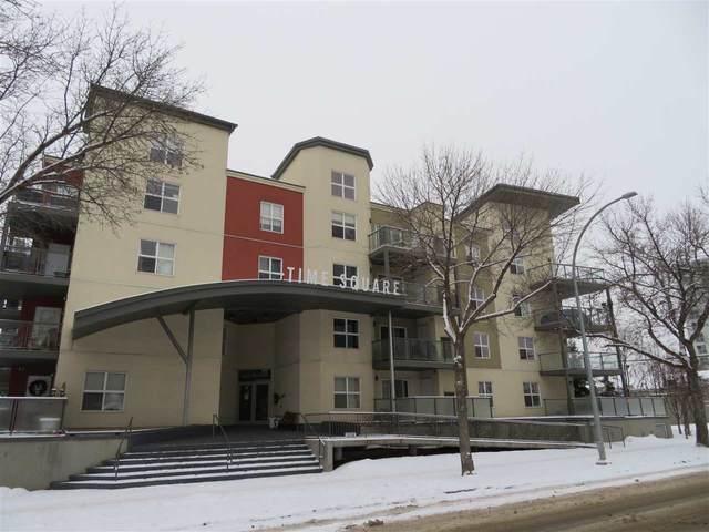 107-10118 106 Avenue, Edmonton, AB T5J 3S4 (#E4224998) :: The Foundry Real Estate Company