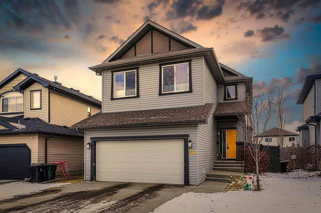 209 Henderson Link, Spruce Grove, AB T7X 0C7 (#E4225013) :: The Foundry Real Estate Company
