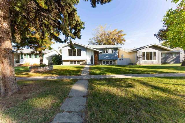 91 Woodhaven Drive, Spruce Grove, AB T7X 1N2 (#E4225019) :: The Foundry Real Estate Company