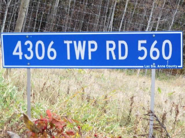 4306 Twp Rd 560, Rural Lac Ste. Anne County, AB T0E 1A0 (#E4225027) :: Müve Team | RE/MAX Elite