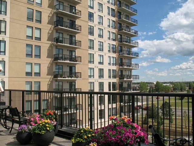 702 6608 28 Avenue, Edmonton, AB T6K 2R1 (#E4225040) :: The Foundry Real Estate Company